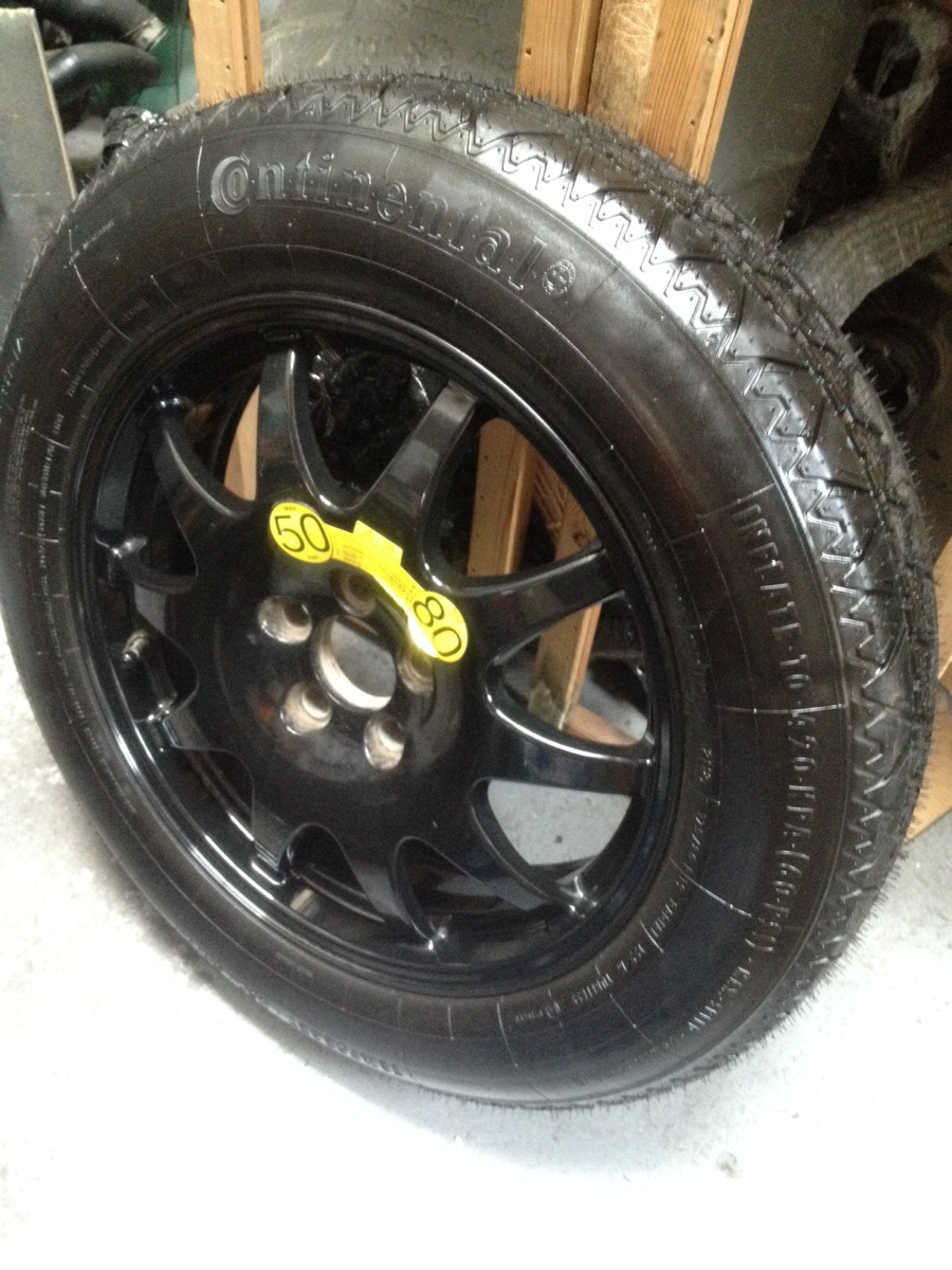 New Range Rover Price >> RANGE ROVER SPORT SPACE SAVER SPARE WHEEL 19'' DISCOVERY