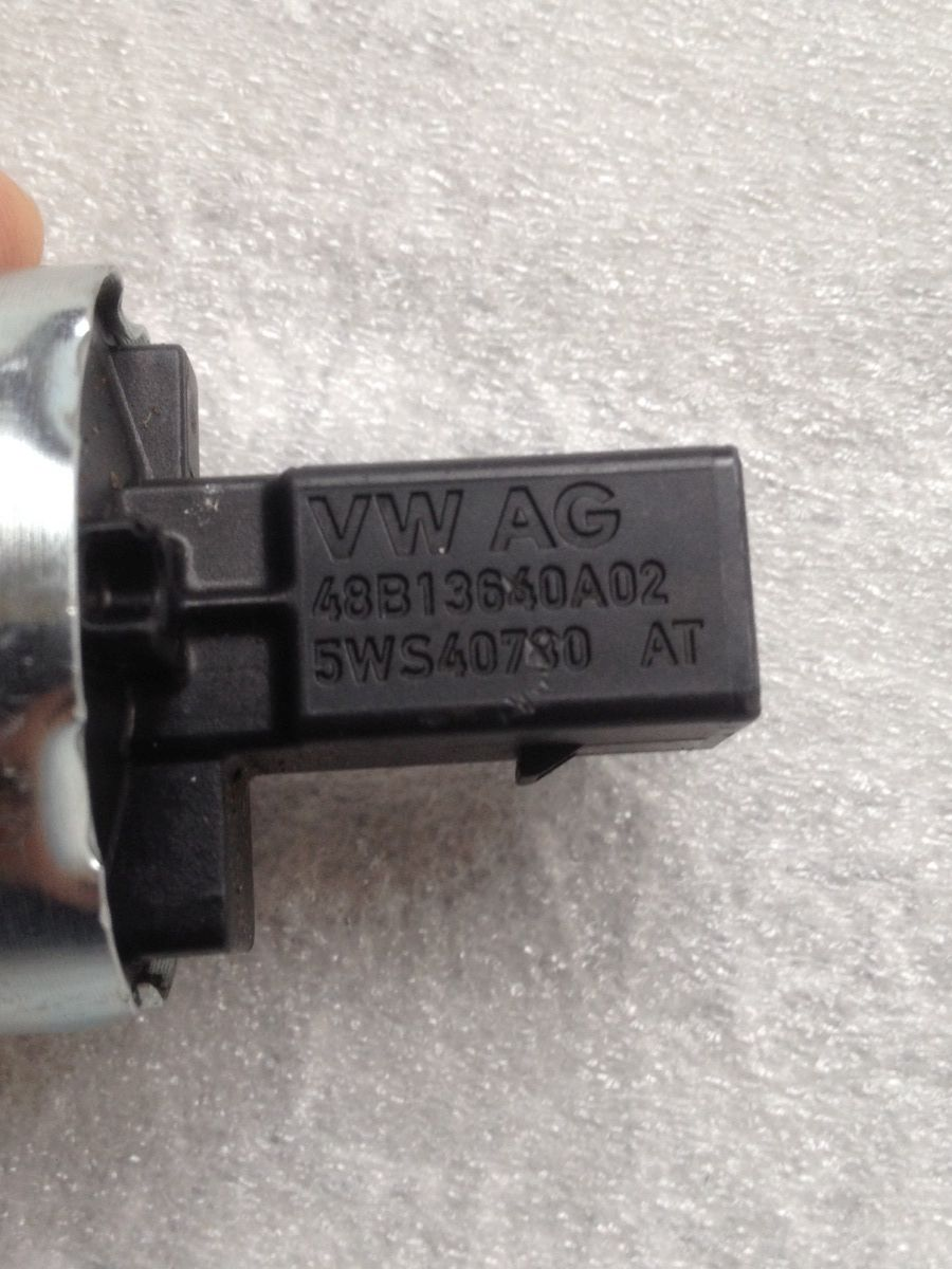 Fuel Pressure Sensor 1 6hdi 48b13640a 03l130764a Vw Seat