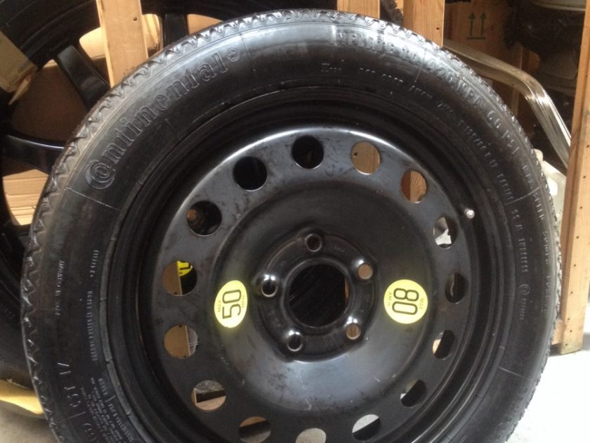 Bmw E46 Z3 330i 330d Space Saver Wheel 125 80 R17 17