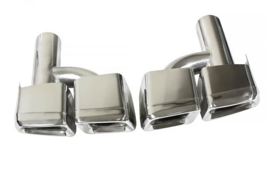 Exhaust Tips Ends Quad for Mercedes W212 W221 W205 R231