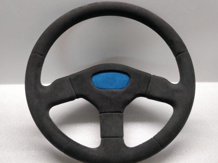Peugeot gti steering wheel 106 gti Rallye New Alcantara