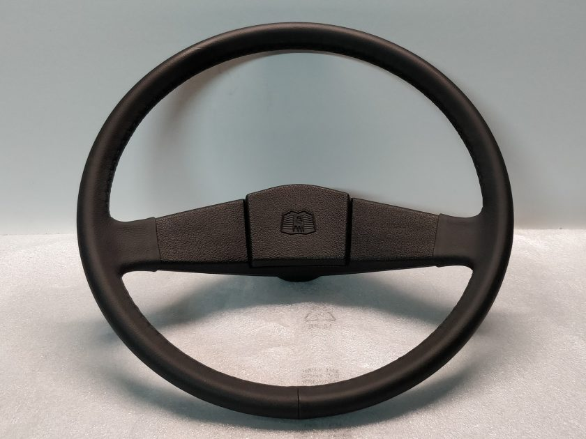 VW Steering wheel Golf 1 Wolfsburg Polo Jetta Caddy 321419661 A Cabriolet