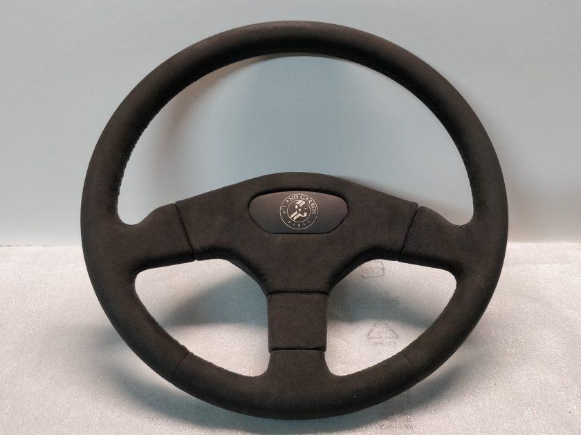 Peugeot gti steering wheel 106 gti 205 Roland Garros edition Alcantara 309