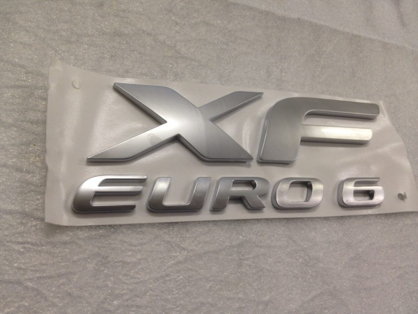 XF EURO 6 DAF side cabin emblem 1923128 New