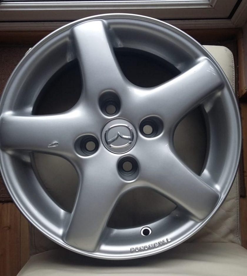 Alloy wheel mazda phoenix 14'' 6Jx14H2 1402V3810A mx5