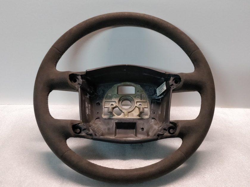 VW Touareg steering wheel Alcantara New 7L6419091 S