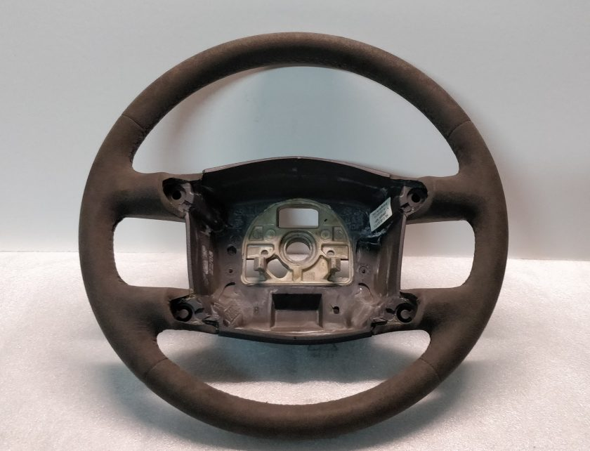 VW Touareg steering wheel Alcantara New 7L6419091 S