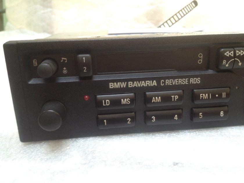 BMW BAVARIA RADIO C REVERSE RDS