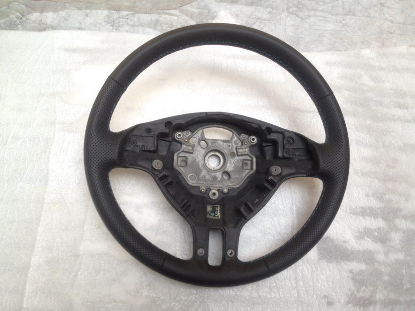 bmw sport steering wheel E46 E39 E53 x5 perforated leather