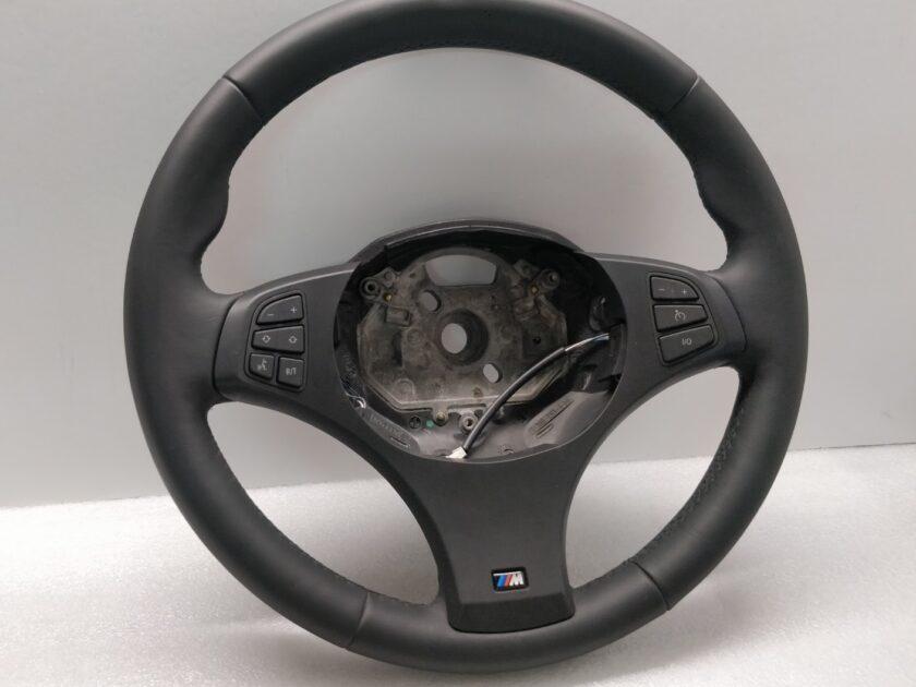 BMW steering wheel E53 E83 m-SPORT X5 X3 Nappa leather