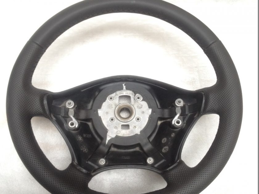 steering wheel Vito Viano leather Perfora Nappa 03-10 A639