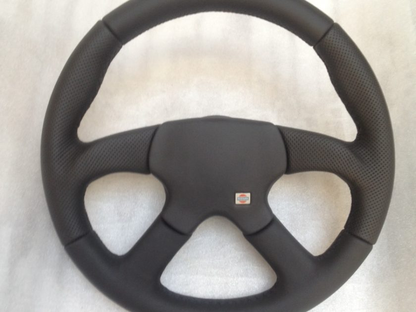 Atiwe TYP42 Steering wheel Nissan 200SX 100nx 300zx new leather toyota porsche 928 944 996 Ford RS