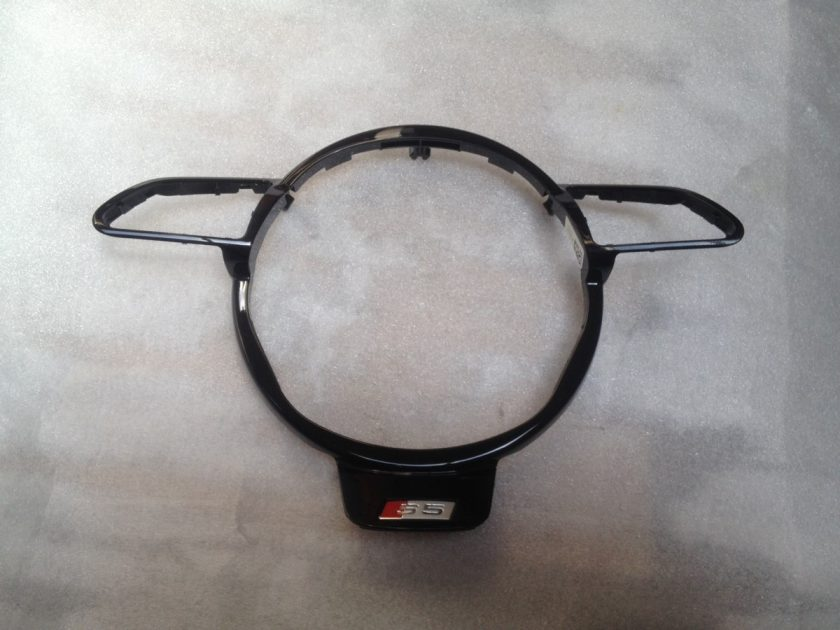 AUDI S5 A5 steering wheel Ring trim