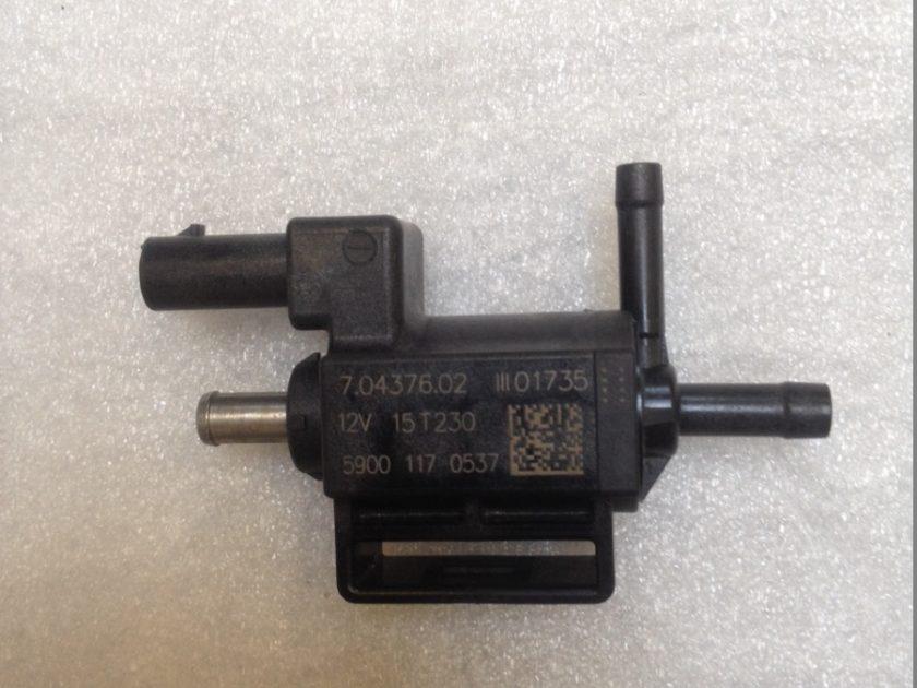 Boost pressure valve Opel Vauxhall 59001170537 7.04376.02 15T230