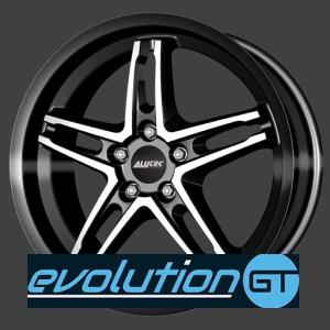 """18"""" Alloy wheels Poison Cup Alutec ET30 5x112 Porsche Macan Audi"""