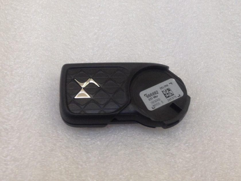 Citroen DS3 remote key fob 666992