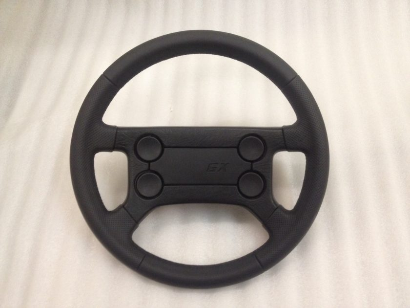 Steering wheel leather GX GTI GOLF MK1 MK2 JETTA CADDY 321419660