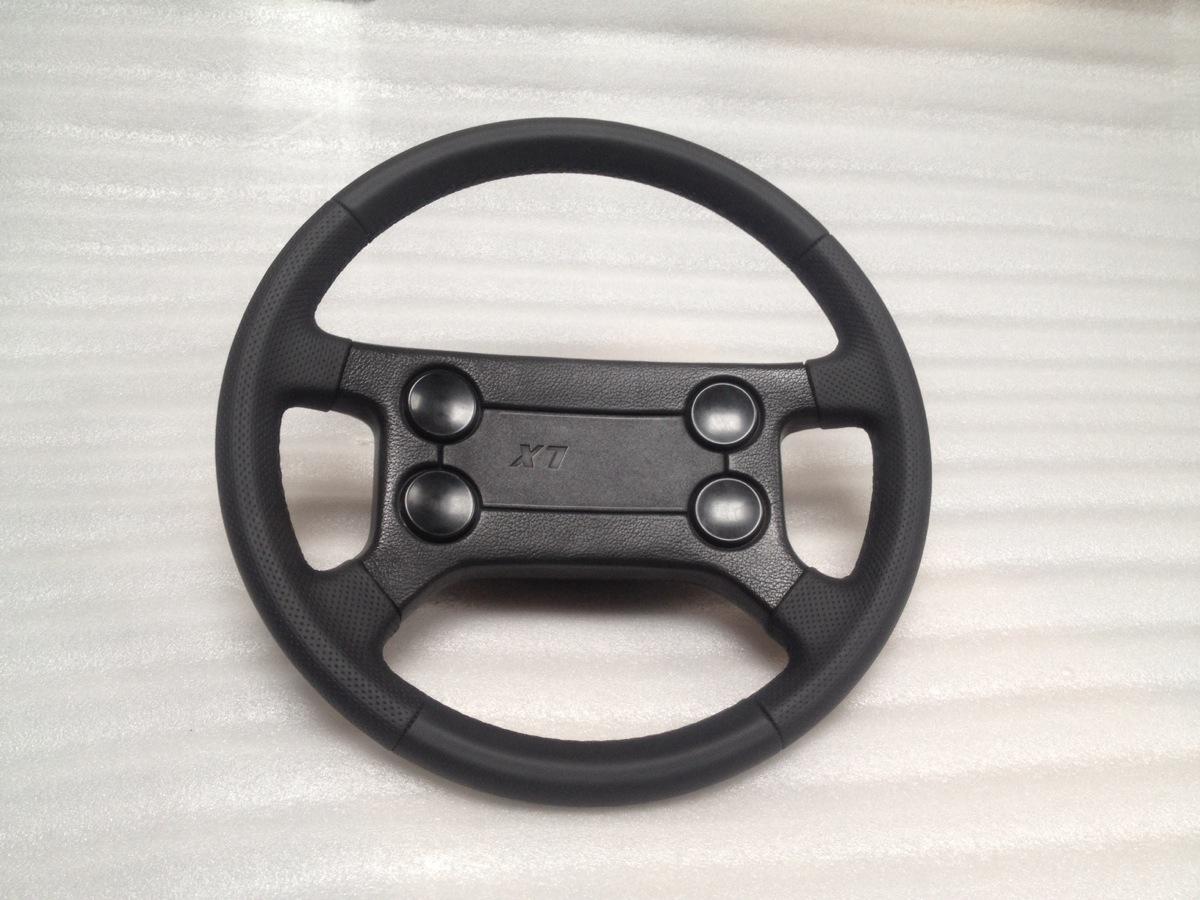 VW steering wheel GTI golf 1 jetta cabrio caddy X1 leather retro