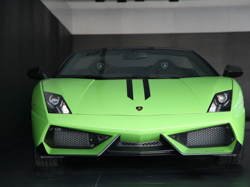 Lamborghini Gallardo front bumper OEM