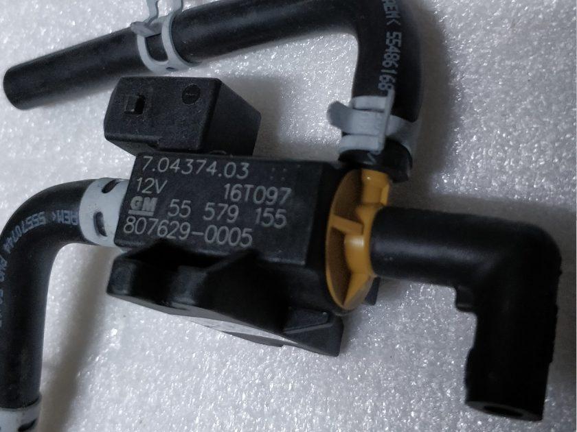 Boost valve Solenoid Opel Vauxhall 1.6T 7.04374.03 55579155 zafira astra