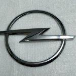 Badge Opel 112mm Corsa, Astra H 13154913 1251573