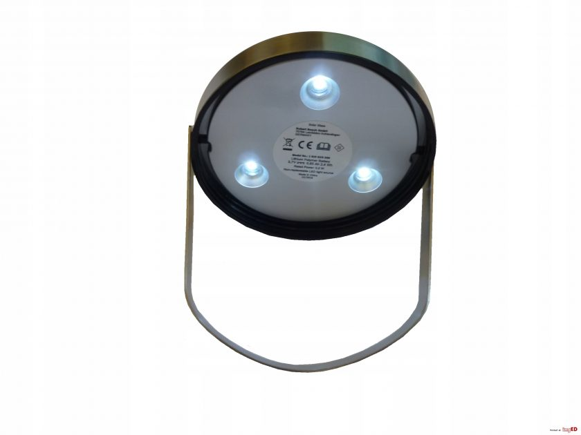 Solar Light LED jar bosch