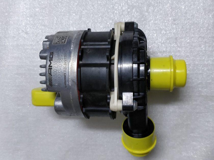 Mercedes water pump Auxiliary AMG w217 w222 w205 GLC W213 0005002300 A2C3997390