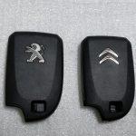 Peugeot 108 keyless smart key remote tokai rika BS1EW CITROEN c1