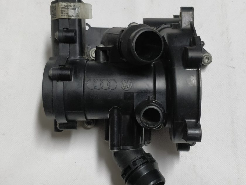 THERMOSTAT 06L121111 F H AUDI VW INA F-567776.10 COOLANT REGULATOR 1.8T 2.0T TT A3 A4