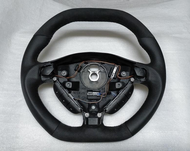 steering wheel Astra G Zafira custom sport flat bottom Top 90538274