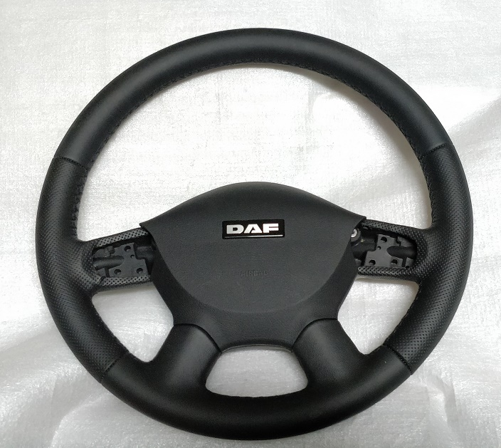 Steering Wheel DAF 85 105XF leather