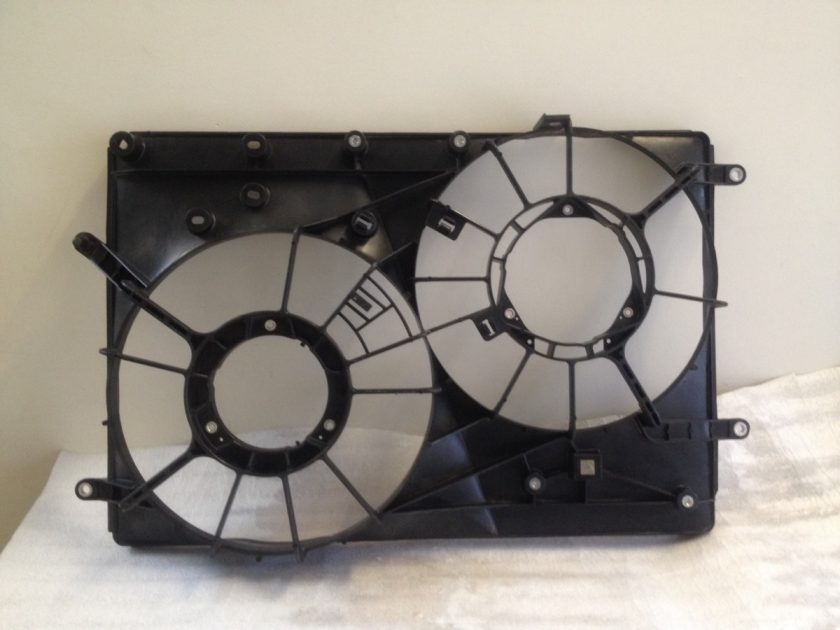 Suzuki sx4 Cross radiator Fan SURROUND 1.6 DDiS 168000-1990 168000-1931