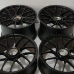 Porsche Alloys Turbo Sport 991362721 991362771 911 991 992 GTS Satin Black