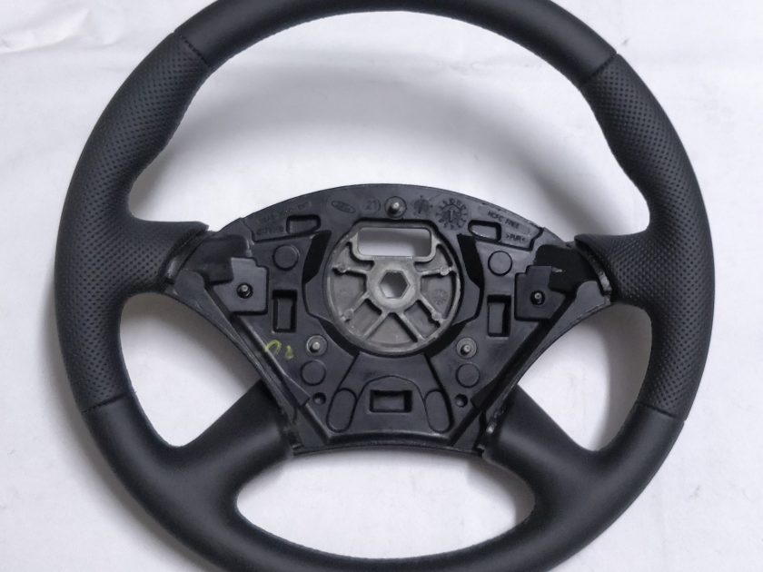 FORD FOCUS mk1 steering wheel new leather 85AB-3600-BHW