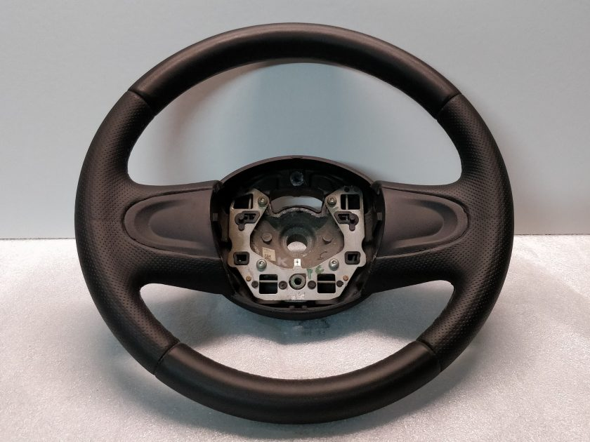 Mini Cooper leather steering wheel R55 R56 R57 2007 New Leather