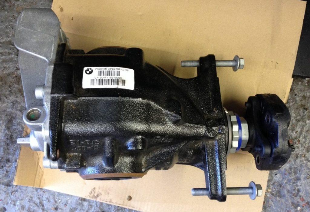 BMW differential f20 F21 F22 F23 2013 7599466 3.08 ratio
