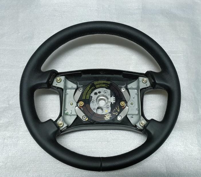 BMW steering wheel E34 E36 E31 E32 New Leather 1159787