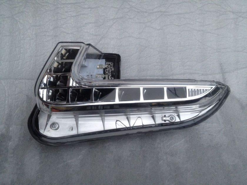 Renault DRL LED light Megane 3 GT left 266051268R