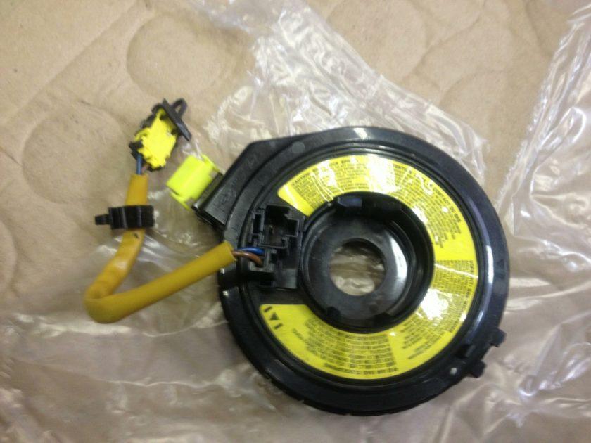 2005 Kia Picanto airbag squib clock spring