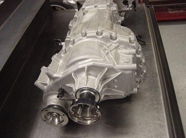 Nissan GTR Gearbox ALT62B1A