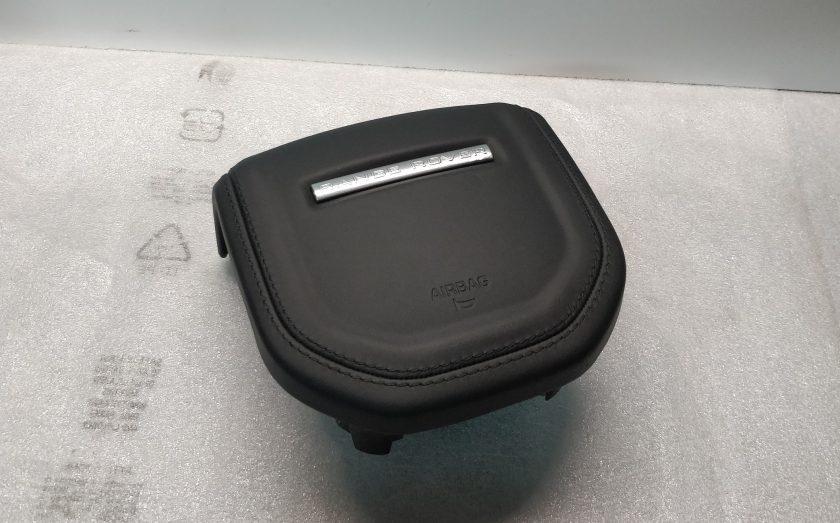 Driver airbag Range Rover L494 L405 black leather DPLA-043B13