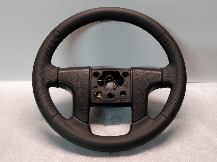 Steering wheel Corrado Golf 2 Jetta Caddy 191419091 AH New leather