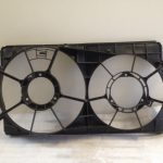 Radiator Fan surround Suzuki SX4 Cross 2.0 Diesel 2006-2013