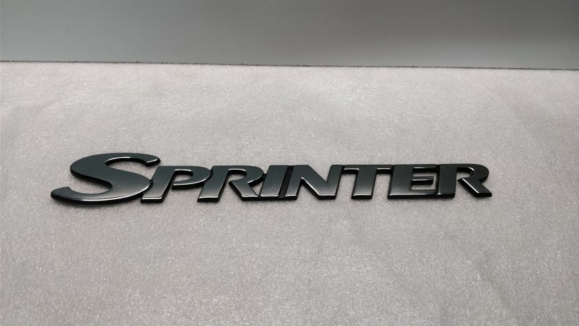 Sprinter A9018173114 Rear Door Badge