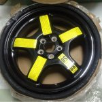 AUDI Q5 Spare Wheel Space Saver 8R0601025 H 195/75/18 106P 6.0 J x18H2 ET36 5x112