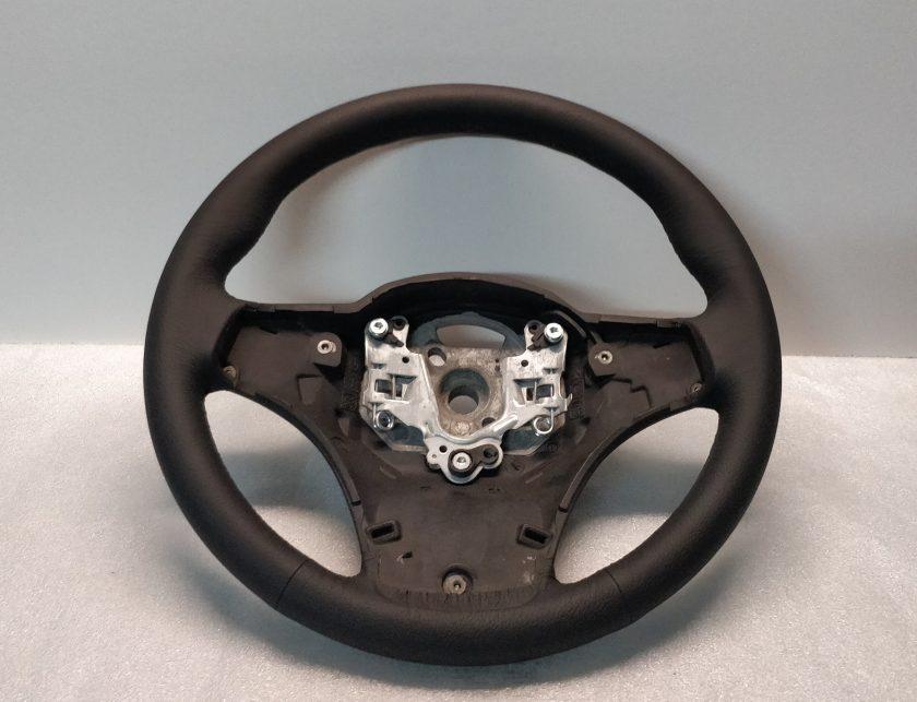 BMW steering wheel E53 x5 E83 X3 6768833 New Leather