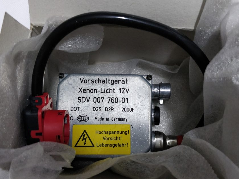 ballast xenon Lamborghini gallardo New 5DV007760 -01 3B0941641
