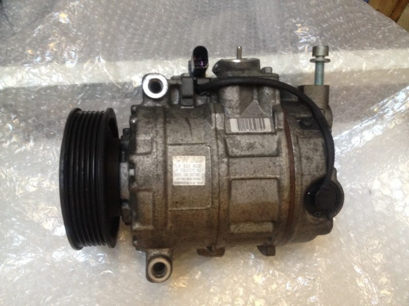 AIR CON PUMP VW TOUAREG AUDI Q7 7L6820803 F 447180-8593 Compressor