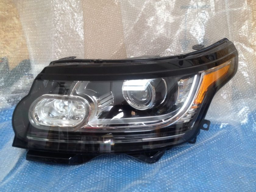Range Rover Headlight L405 Left US spec, LR033967 / LR046928 / LR067215 CK52-13W030-FD