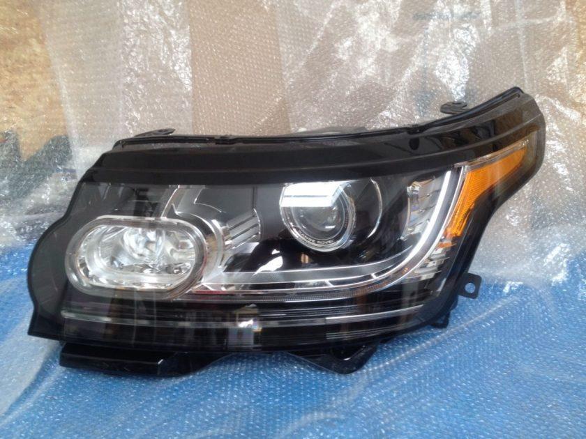 Range Rover Headlight L405 Left US spec, LR033967 / LR046928 / LR067215 CK52-13W030-FD
